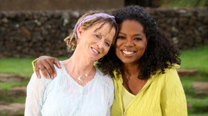 Oprah and Anne